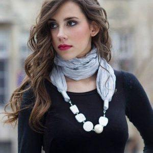 Jewel scarfs