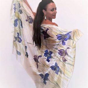 Silk scarfs ,shawl