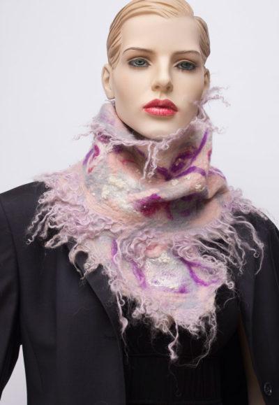 rózsaszín-és-lila-fürtös-nemez-sál-21