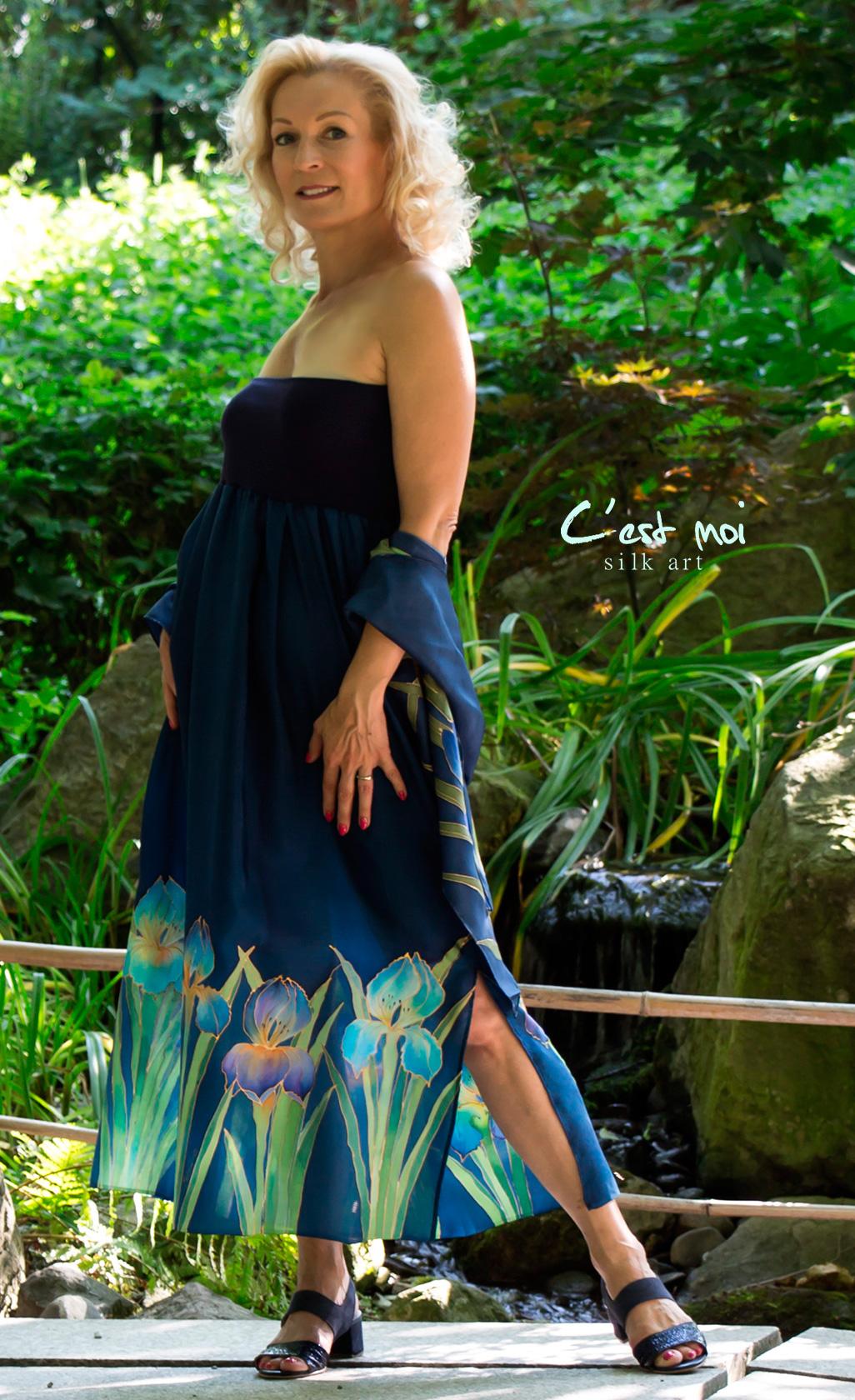 selyem-ruha-kék-íriszes-07