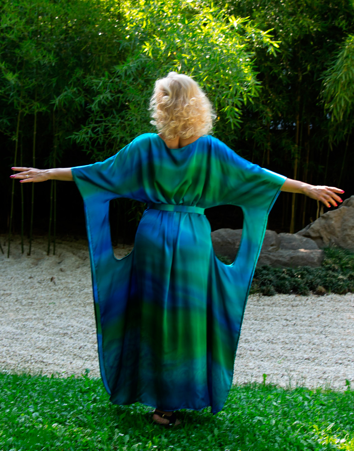 turquoise-casual-silk-dress-by-CestMoi-08